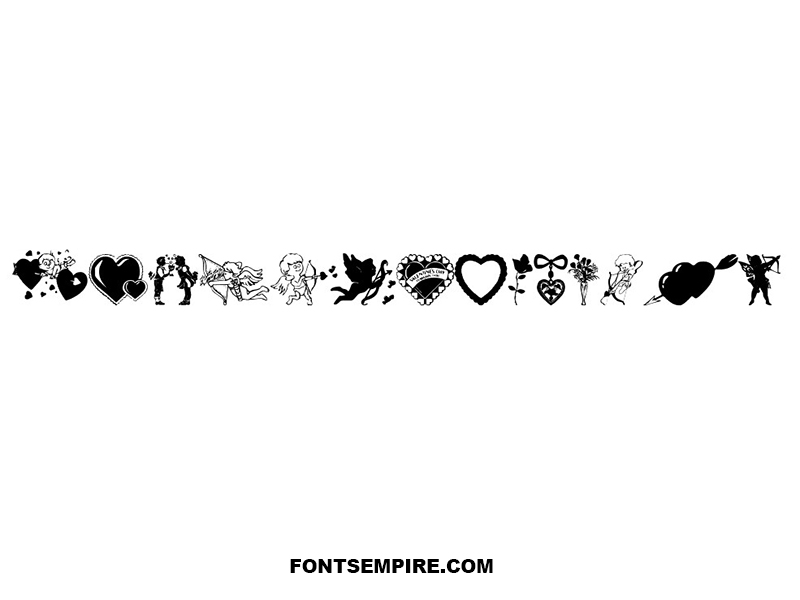 Valentine C Font Family Free Download