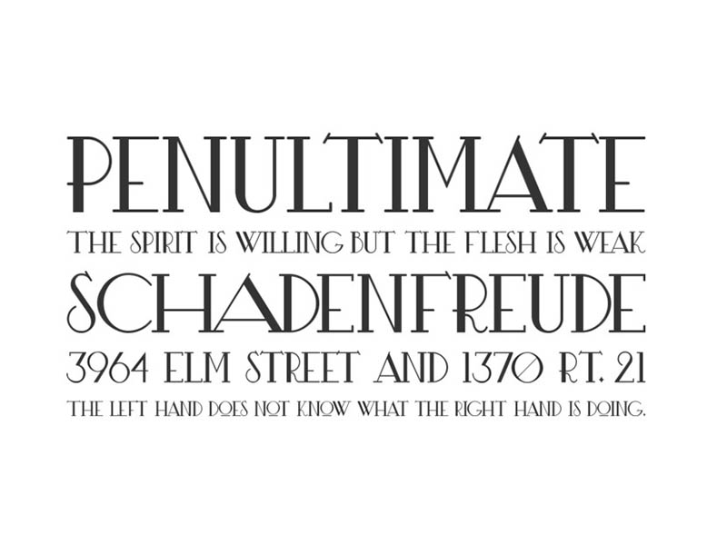 Hot Rod Font Family Download