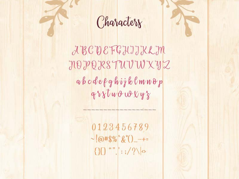 Priscilla Font Free Download