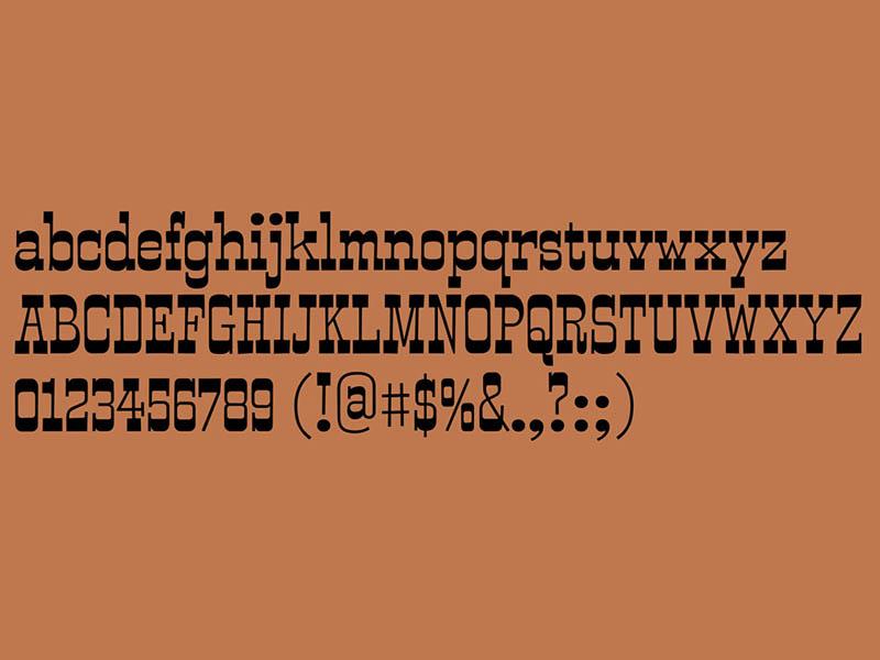 Smokum Font Free Download