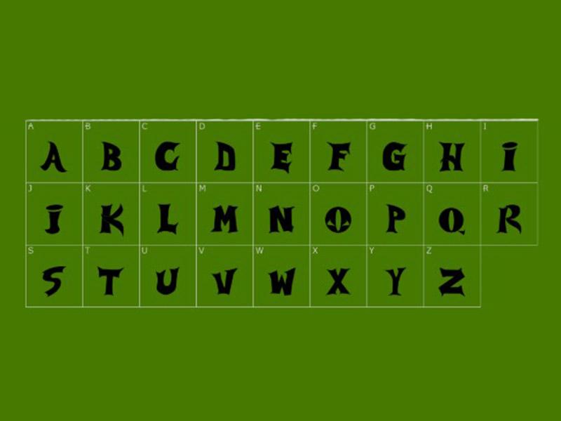 Spawn Font Free Download