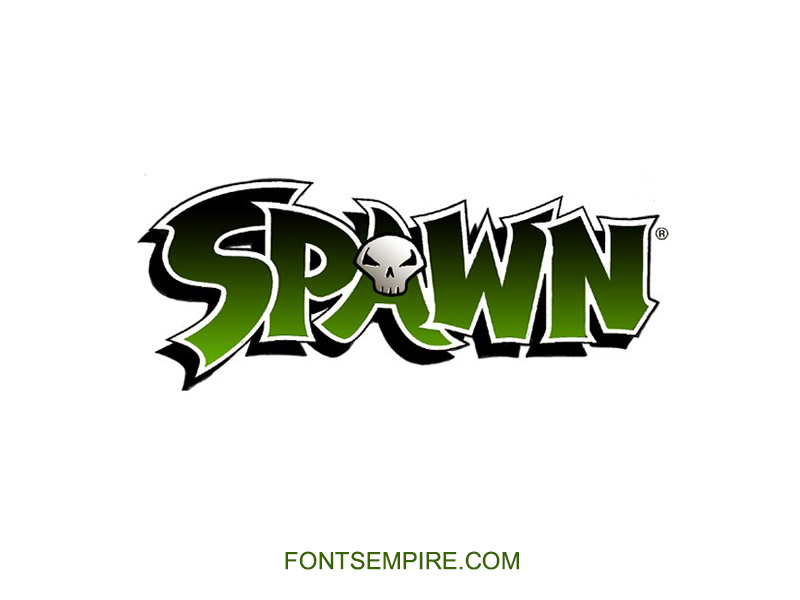 Spawn Font Family Free Download