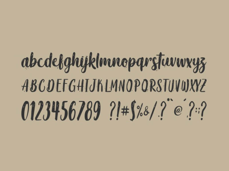 Coaster Quake Font Free Download