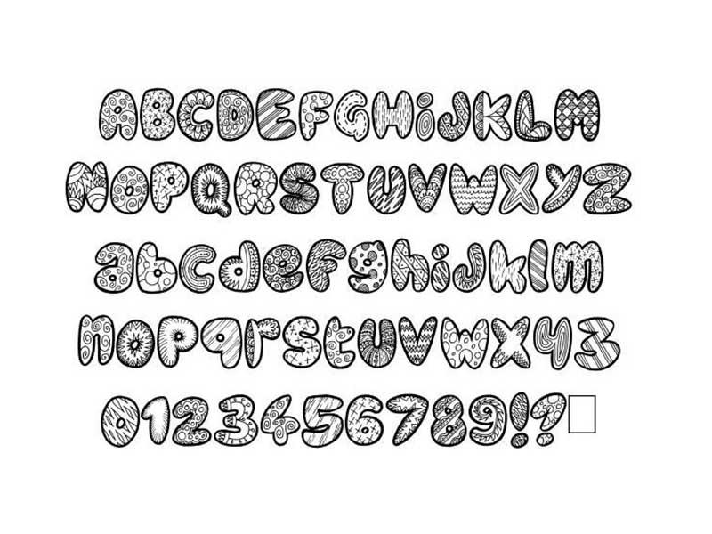 Doodlegum Font Family Download