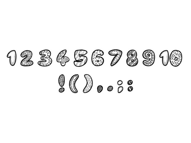 Doodlegum Font Free Download