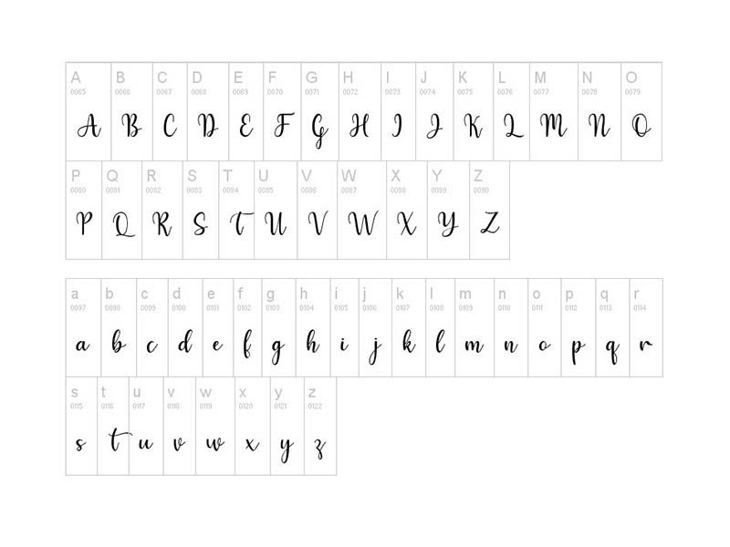 Hello Font Free Download
