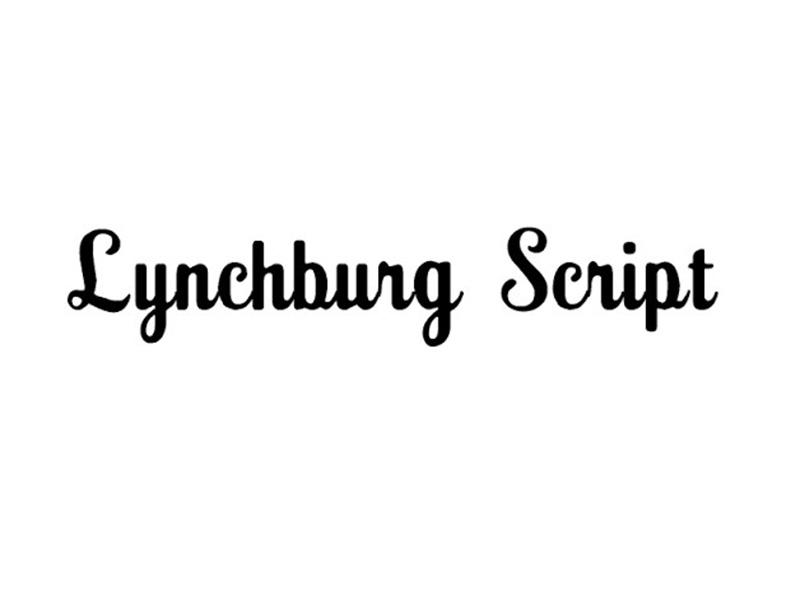 Lynchburg Script Font Family Free Download