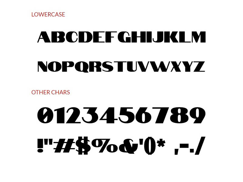 Notable Font Free Download