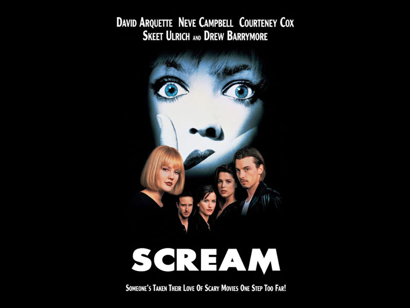Scream Font Family Free Download
