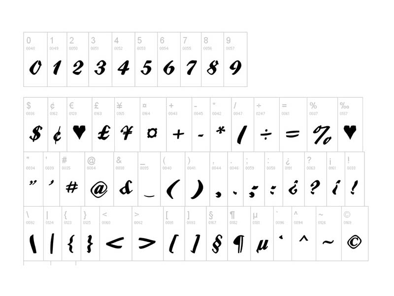 Hatteries Font Free Download