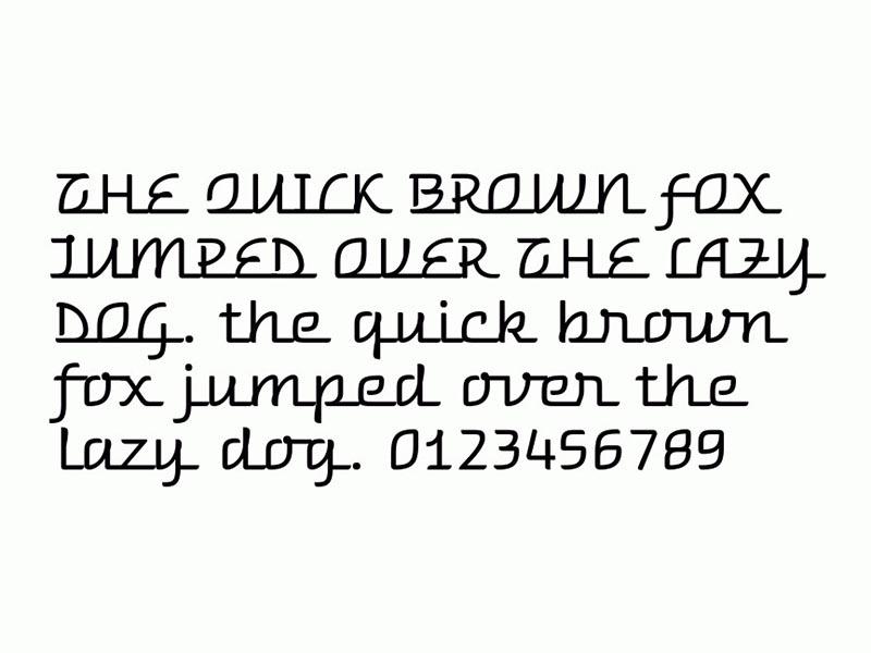 Warnes Font Family Download