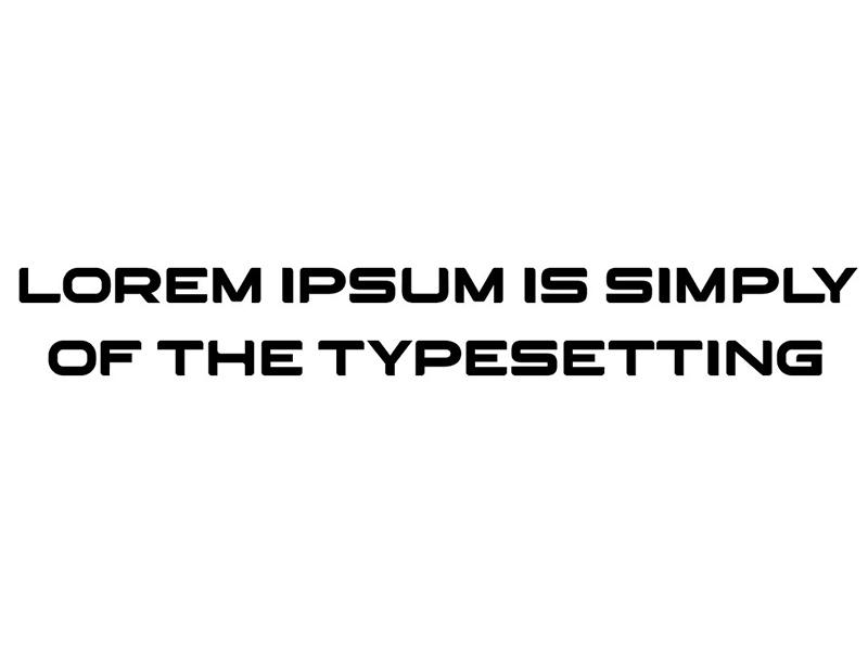 Agressive Font Free Download