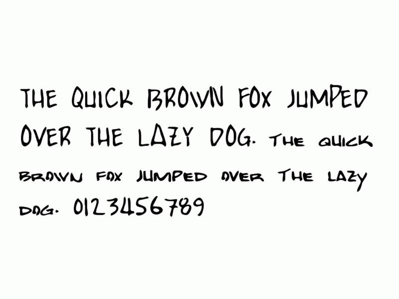 Bobcat Font Family Download