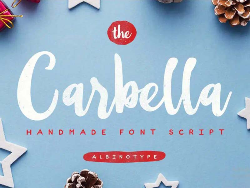Carbella Font Family Free Download