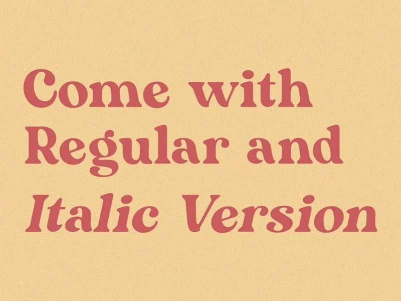 Mogena Font Family Download