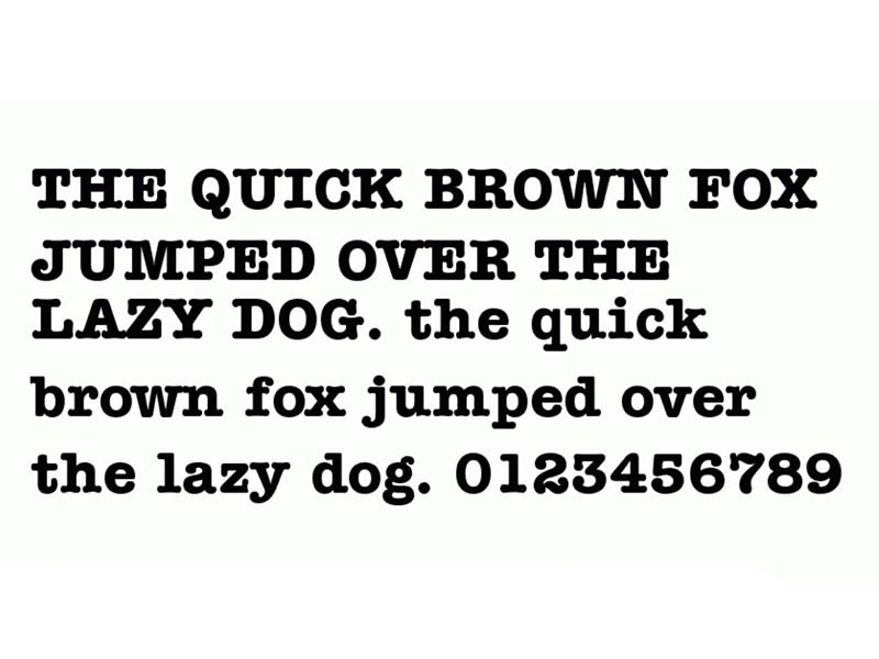 Psych Font Free Download