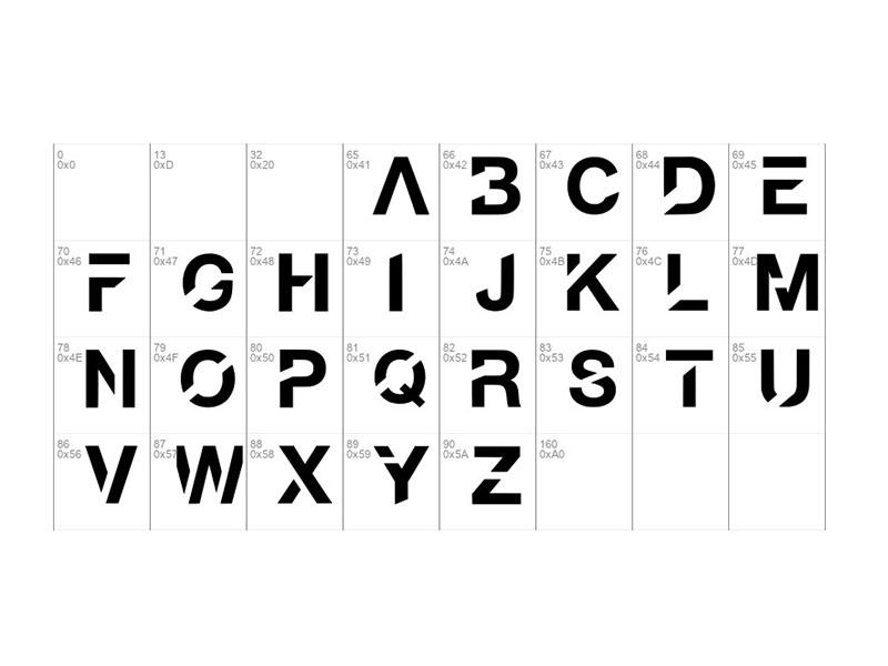 Salvar Font Family Download