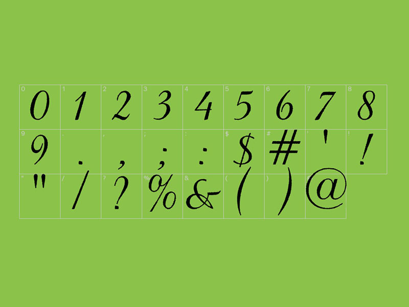 Abbeylin Font Free Download