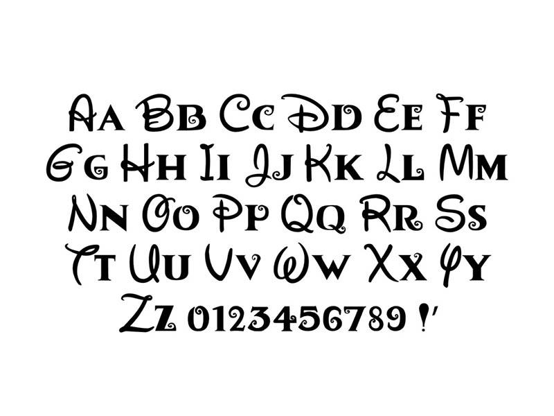 Descendants Font Family Download