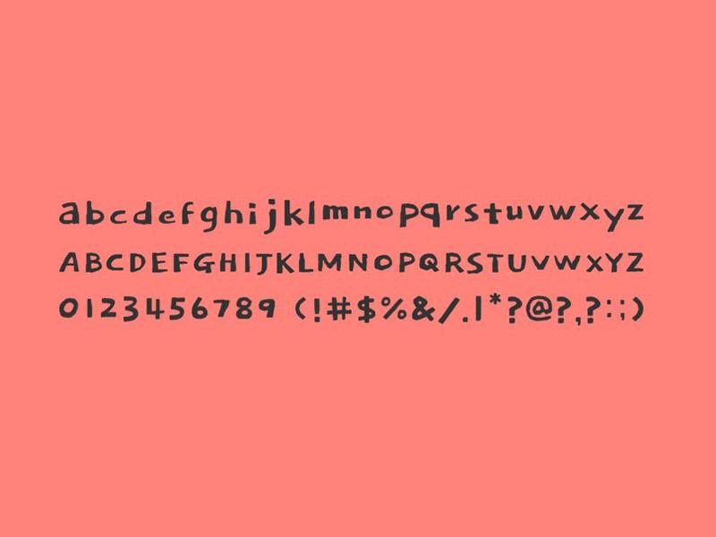 Dokdo Font Free Download