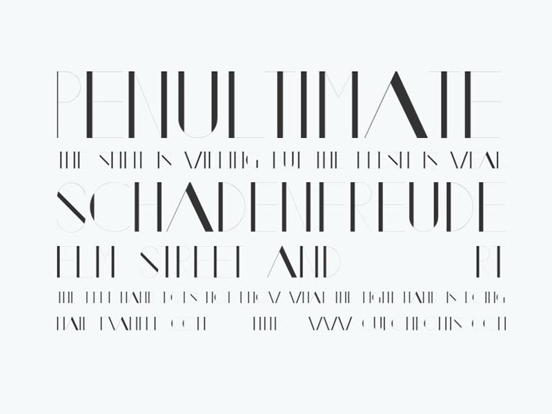 Monastic Font Family Download