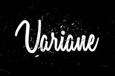 Variane Font Family Free Download